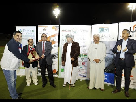 69th Republic Day Celebrations Hockey Festival on 12th January 2018, Muscat, Sultanate of Oman.