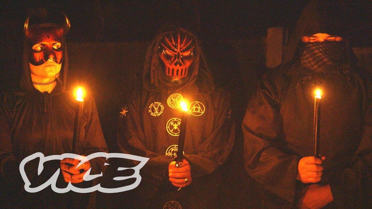 The Head of a Satanic Temple Explains Satanism