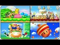 New Super Mario Bros. Series - ALL INTROS (NDS, Wii, 3DS & Wii U)
