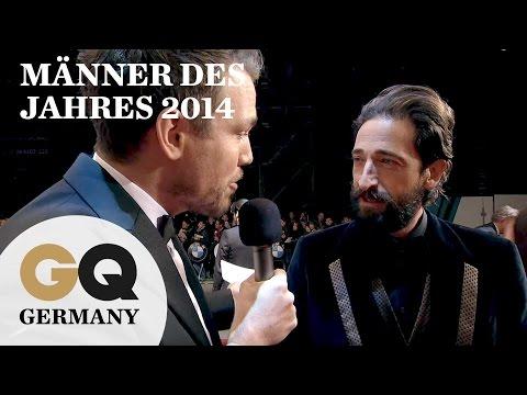 Die Webshow zum GQ Männer des Jahres Award 2014