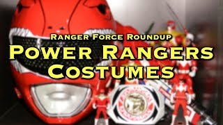 Most Asked Questions About My Power Rangers Costumes [RFR Ep. 13]