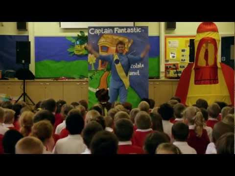 Captain Fantastic and The Chocolate Planet - Theatre In Education Play