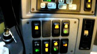 2010 MCI J4500 Start and Switches