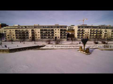 Turku Aerial 4K