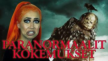 Paranormaalit Ilmiöt Videot