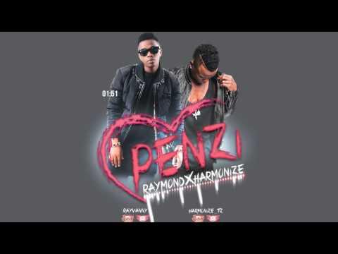 HARMONIZE X RAYMOND  - PENZI Official AUDIO ( Wasafi Records )
