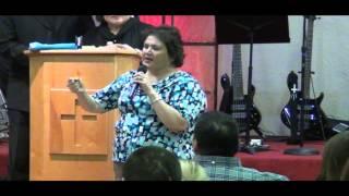Hand Healed Testimony!
