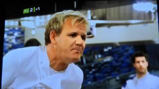Gordon Ramsay Owning a customer