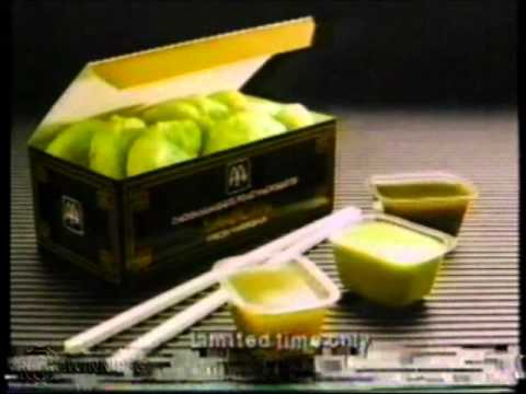 McDonald's - Chicken McNuggets Shanghai (1987)