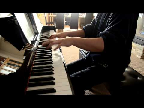 Labyrinth Zone from Sonic The Hedgehog by Masato Nakamura (Piano Cover)