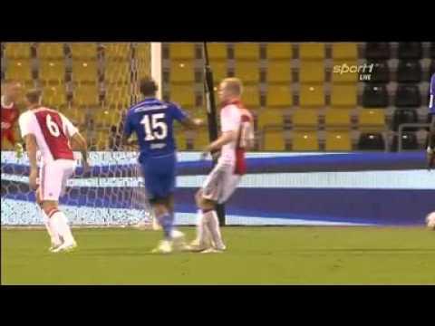 Testspiel Schalke 04 - Ajax Amsterdam 10.01.15