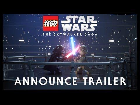 LEGO Star Wars: The Skywalker Saga - Official Reveal Trailer