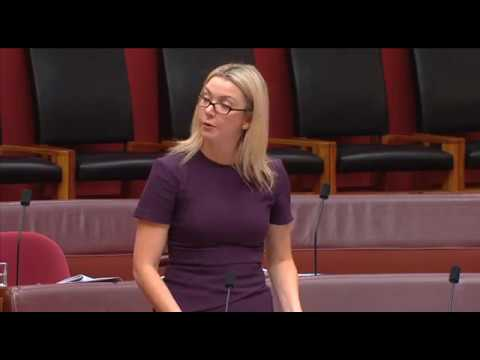 Speech: Defence Force Abuse - 15 August 2017 / Senator Skye Kakoschke-Moore