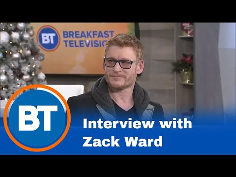 """A Christmas Story's"" Zack Ward in studio!"