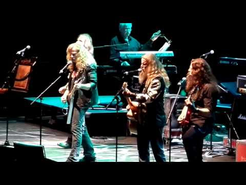 Megadeth And Jamey Johnson At George Jones Tribute @ Bridgstone Arena