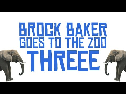 Brock Baker Goes to the Zoo! 3