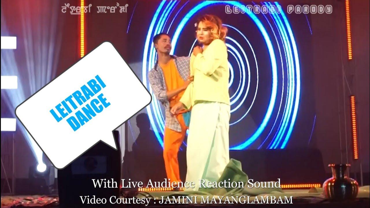 Leitrabi Dance MANIFA FILM AWARDS