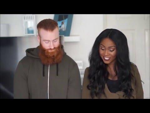Homemade interracial redhead