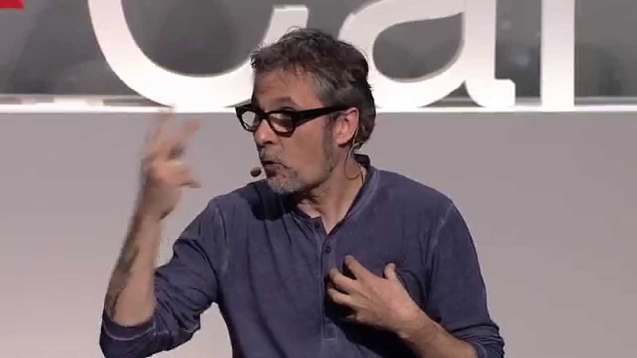 Design is not a beauty contest: Fabrice Peltier at TEDxCannes