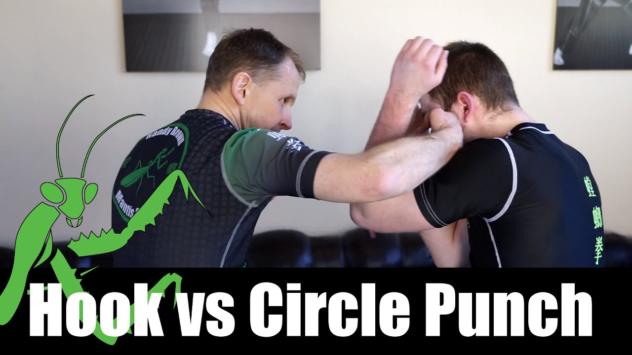Hook vs Circle Punch - What's the Difference? — Randy Brown