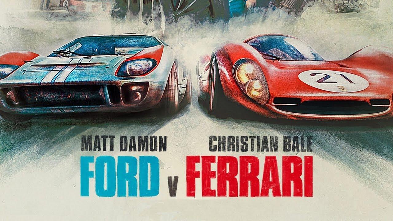 Ford Vs Ferrari Youtube
