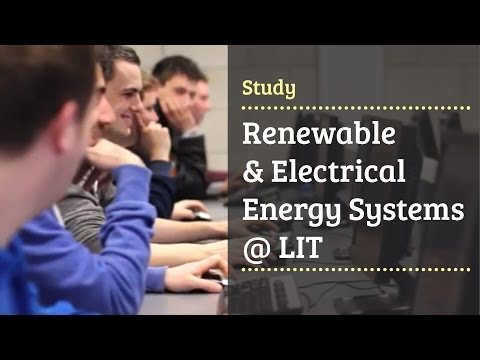 Renewable & Electrical Energy Systems LC278