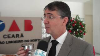 Dr. Paulo Franco detalha aspectos da OAB itinerante