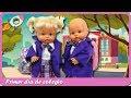 Nenuco Hermanitas Traviesas primer día de colegio Historias muñecas Nenucos Mundo Juguetes español
