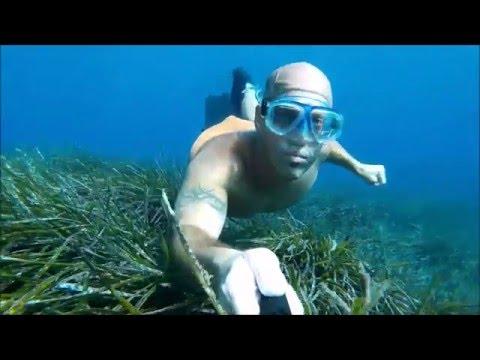 Sarti beach underwater-SJ4000 Wifi