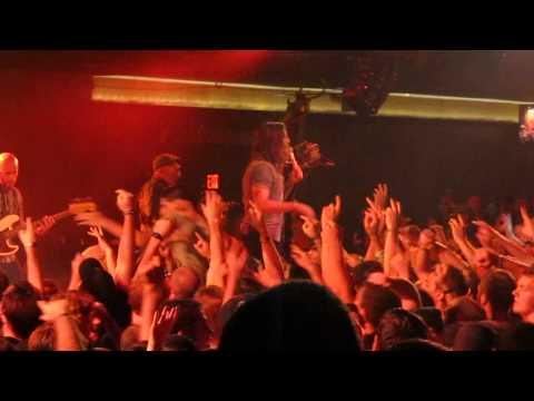 Taking Back Sunday - Cute Without the E (Cut From the Team) Starland Ballroom Sept 12th 2013 (Live)
