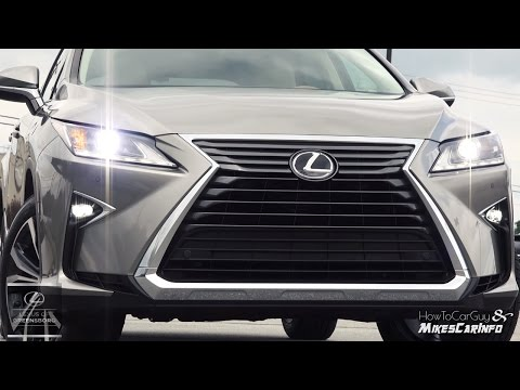 2017 Lexus RX350 Premium Complete In Depth Review & Tutorial Flow Lexus of Greensboro
