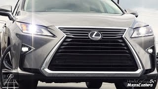 2017 / 2018 Lexus RX350 Premium Complete In Depth Review & Tutorial - How To DIY