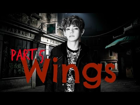 BTS Taehyung FF Wings - Part 5: Death Pt.1