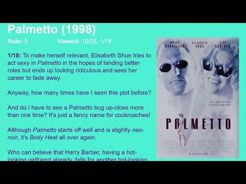 Movie Review: Palmetto (1998) [HD]