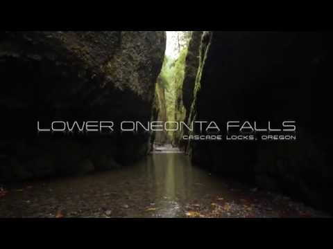 Lower Oneonta Falls - Cascade Locks, Oregon