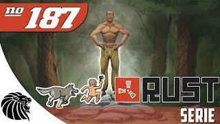 Rust - Gameplay - Achei O Deserto #187