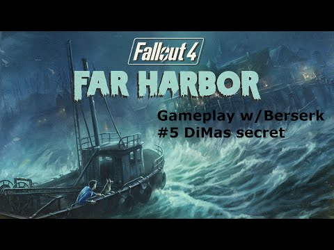Fallout 4 Far harbour #5 DiMas Secret