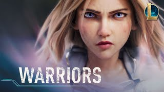 Warriors | Season 2020 Cinematic   League Of Legends (ft. 2wei And Edda Hayes)
