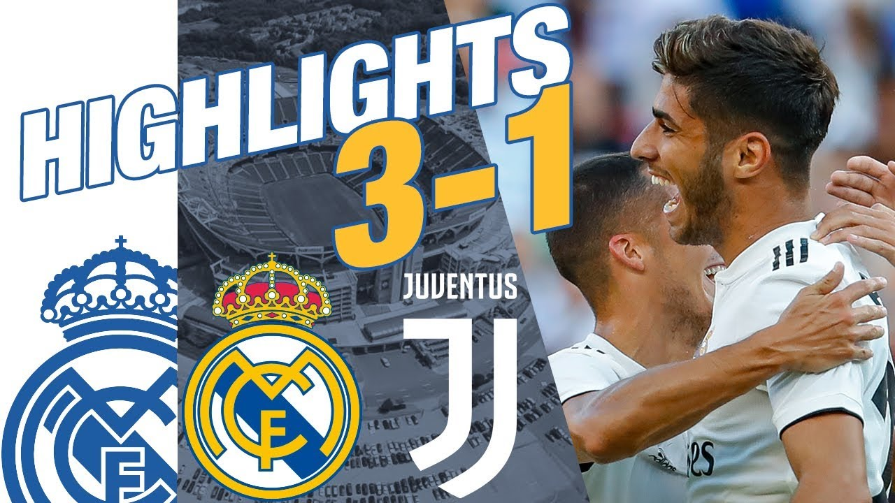 Real Madrid Vs Juventus 3 1 Highlights 2018 Youtube