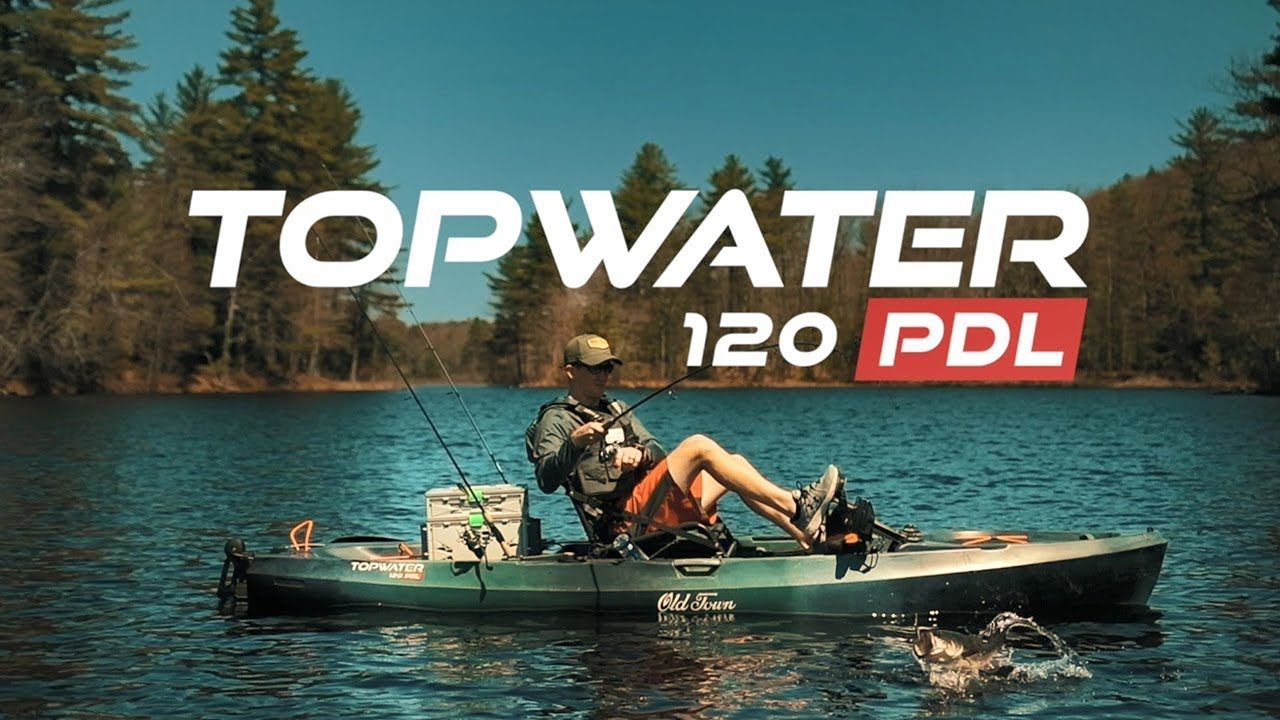 Topwater Series Fishing Kayaks | Old Town