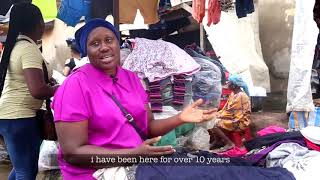 Lagos Fashion Week ASWANI MARKET - Mrs Chioma Okoye