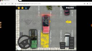 Parking Fury 2 Level 3 Cool Maths Games