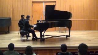 Preludios del Bicentenario (2010): 5. Victoria -Carlos Islas Arias .Héctor Ceballos Valencia, Piano