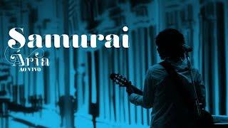 Djavan -  Samurai - versão do DVD Ária ao Vivo