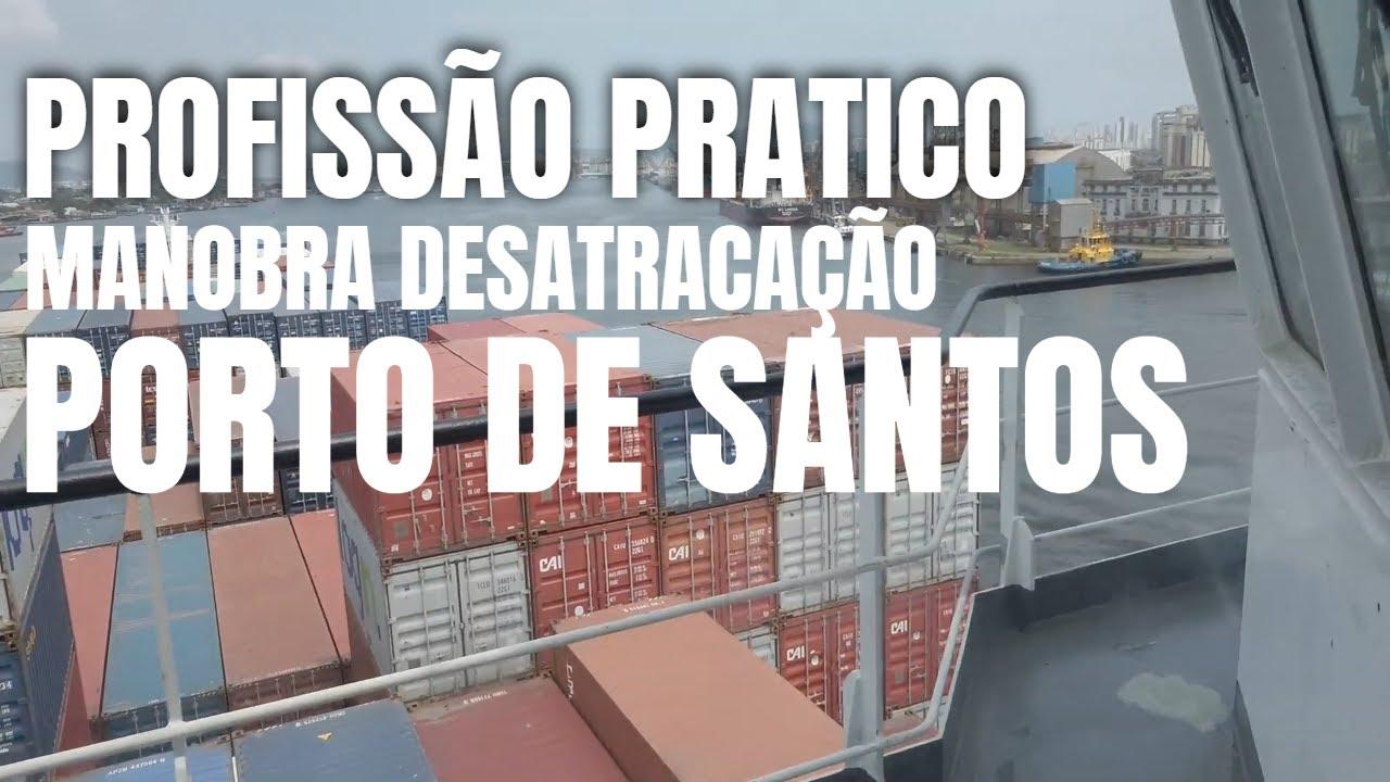 Download PROFISSAO PRÁTICO - DESATRACAÇÃO DE NAVIO NO EMBRAPORT - PORTO DE SANTOS