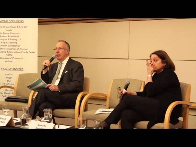 WITA TPP Series: Digital Trade-Amb. Robert Holleyman Q&A pt 2 4/7/16