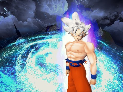 [ESF] Goku Ultra Instinct Mastered & SSJ BLUE [Preview] [Released]