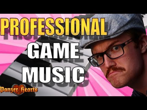 How To Make Game Music (composing Visual Novel OST) Panzer Hearts Vlog Episode 4