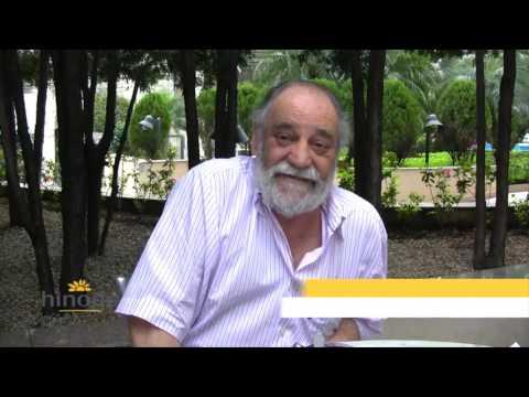 Walter Negrão autor da Novela Sol Nascente
