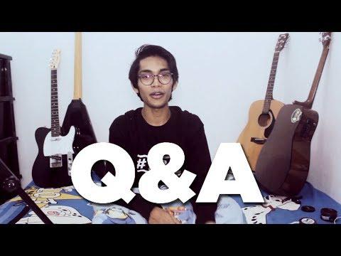LAGU CIPTAAN SENDIRI ?? - Q&A #1
